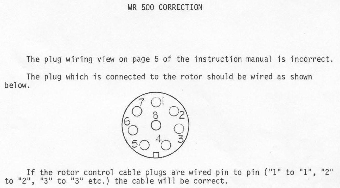 WILSON WR-500 WIRING CORRECTION.JPG