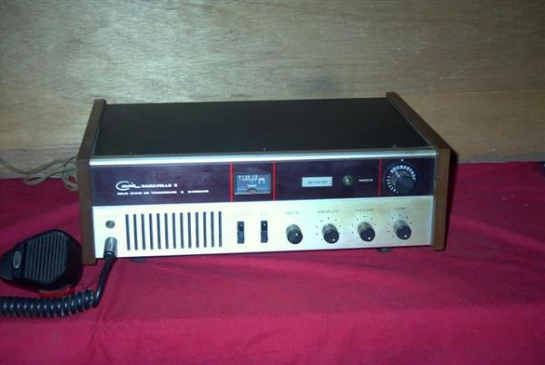 an old radio that still works good