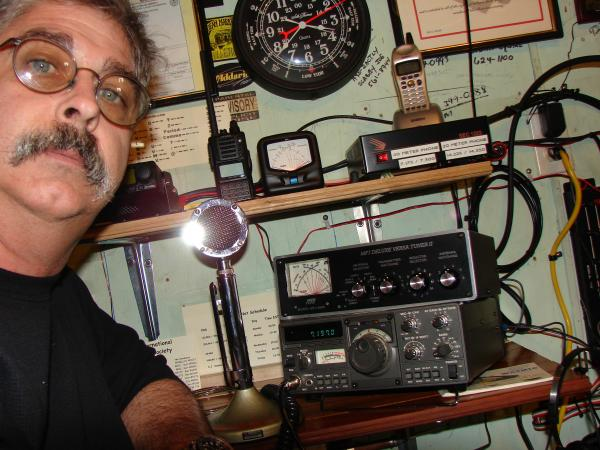 Barefooting it around the world.... TS-130S....................................$220.00 on eBay MFJ-949C..................................$100.00 on eBay Home made wire dipole antenna.....$15.00 Talking to a guy in Italy with the same name as you...Pri