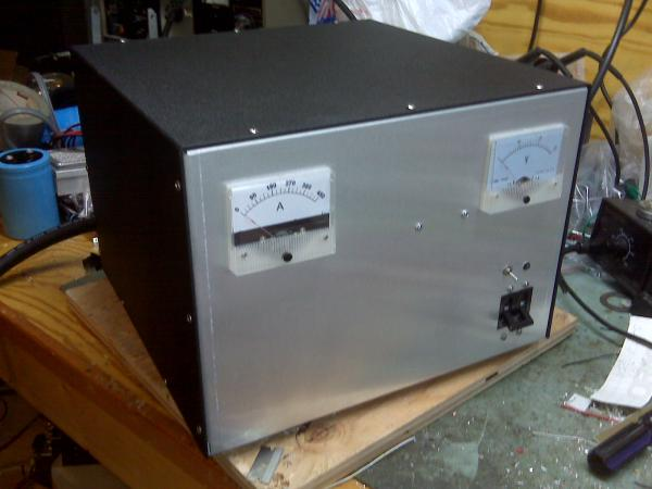 300 amp Linear One power supply