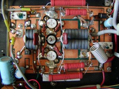 MRF422 amplifier......