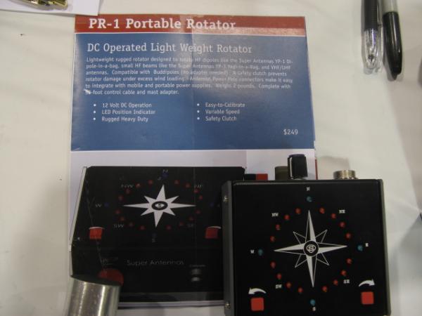 SuperAntenna PR-1 12vdc antenna rotor controller