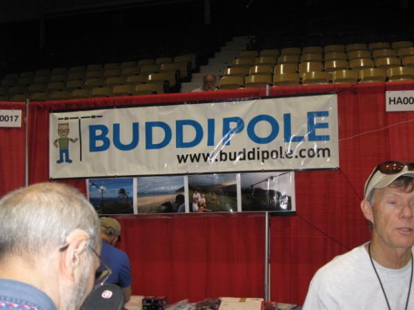 Buddipole Booth