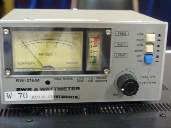 Tokyo Hy-Power SWR/Power meter