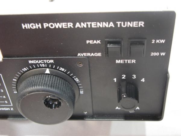 TenTec 238C High Power Tuner Switches
