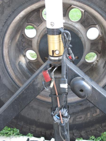 Hi-Q Antenna mount & intall