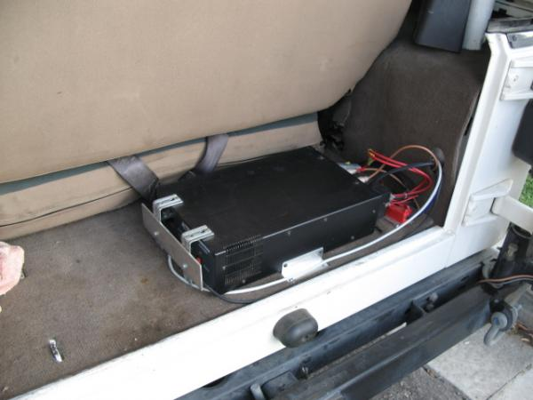 Ameritron ALS-500M amplifier