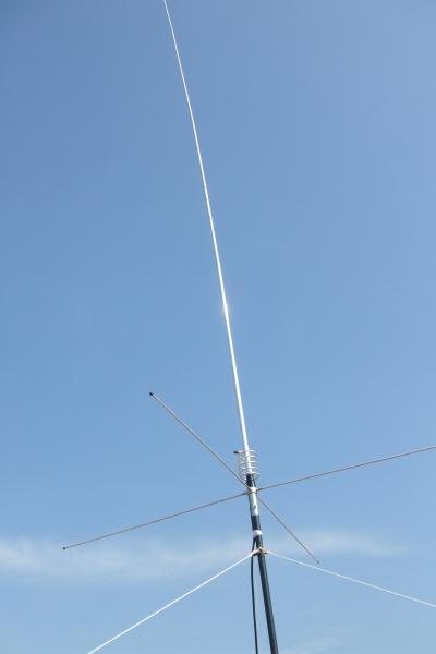 4 Radial 26-28mhz CB-10 meter antenna 2