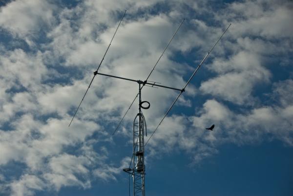 10 meter 3 Element Yagi Aerial