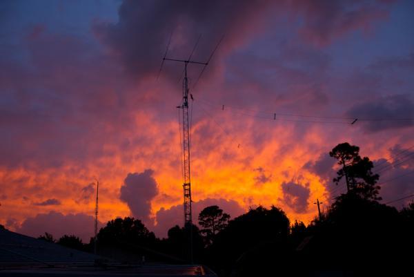 3 Element Yagi Aerial Antennae