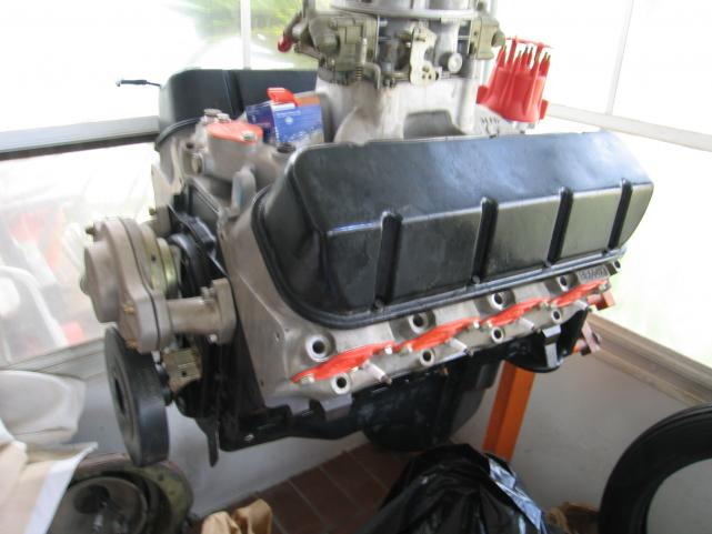 555 Cubic Inches of All American Muscle!