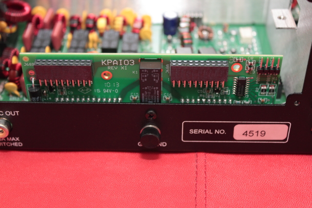Installing the KPAIO3