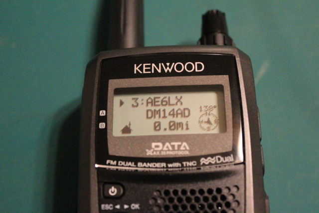 Beacon received station info 4