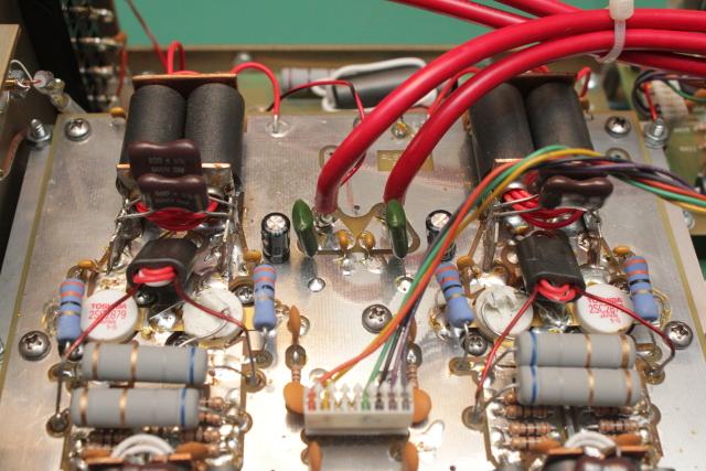 Main Power Amplifier board