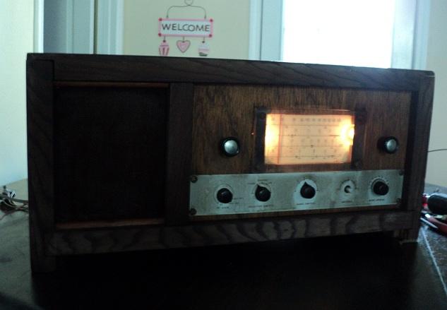 Heathkit HF receiver