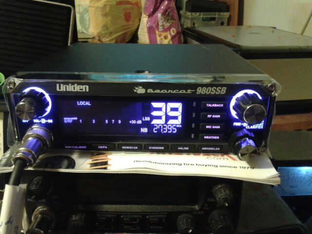 uniden 980 6 18 2012, had to try one, with no extra freebanding channels it was here a short time. Worked fine but a little down on power, never made it in my mobile.