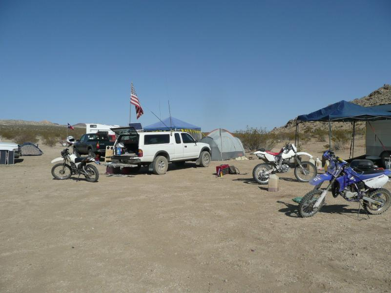 Cuddeback 2013: Camping amenities. Next year, bringing a fuckin' porta-potty!