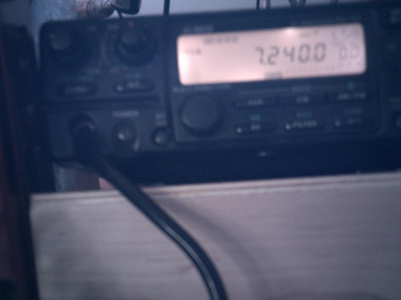 ALINCO DX70T