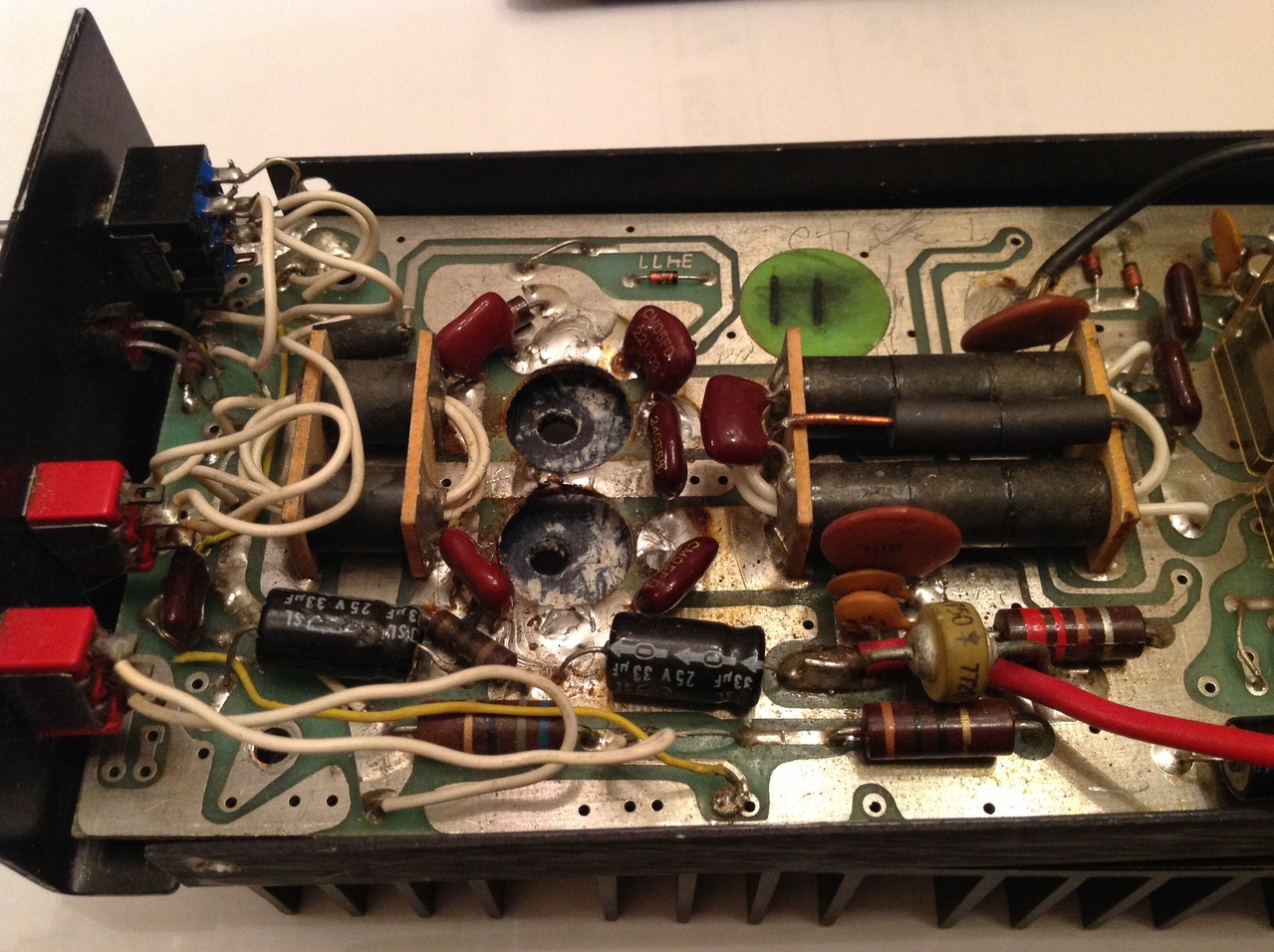 Squire 100 Bi Linear  PCB #2