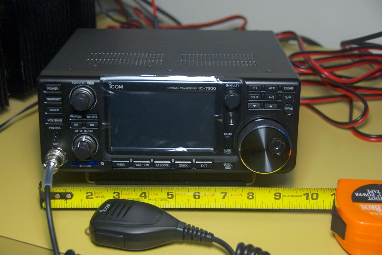 iCom - IC-7300 All Mode HF/6m Transceiver