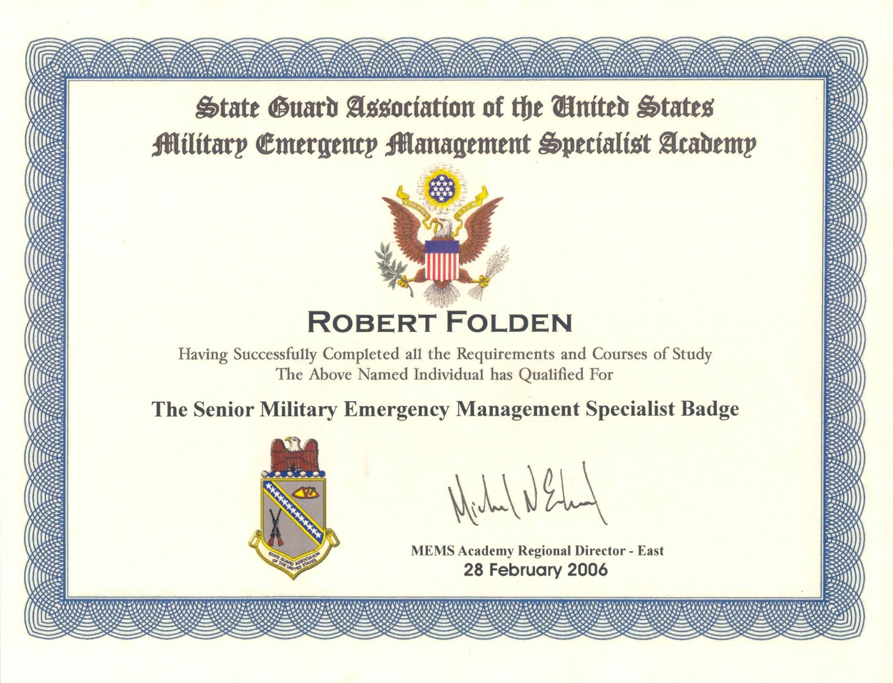 emergency management specialist badge click on the photo to start tagging done tagging