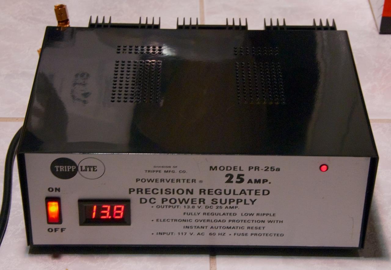 Tripp Lite PR-25a
