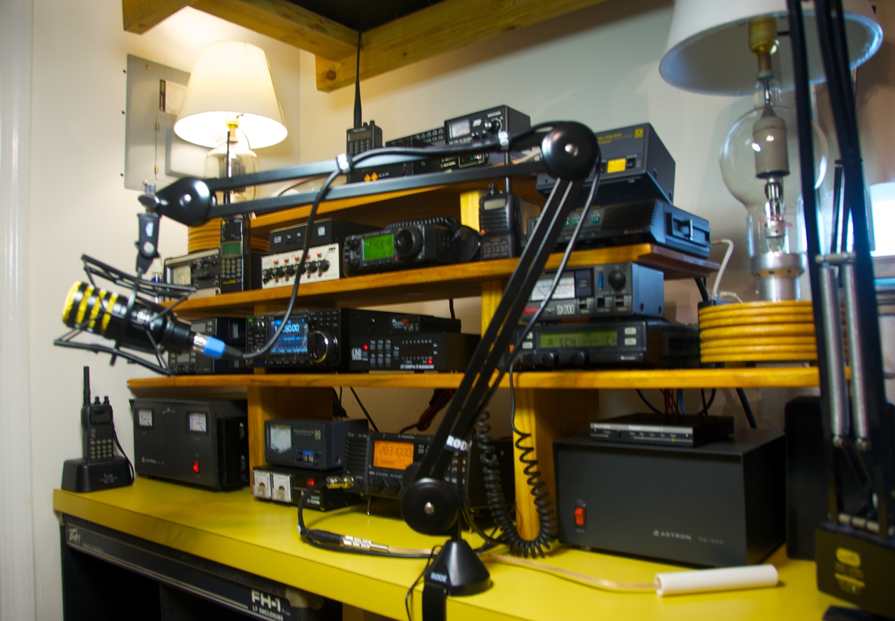 Consulate Amateur Radio Station