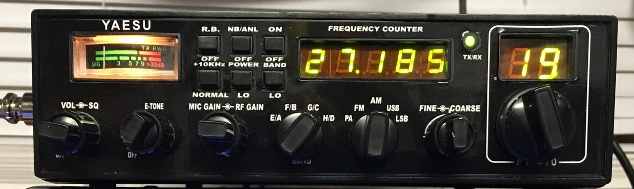 CB Radio Blowout Sale! Mirage 88 ButtFuzz says