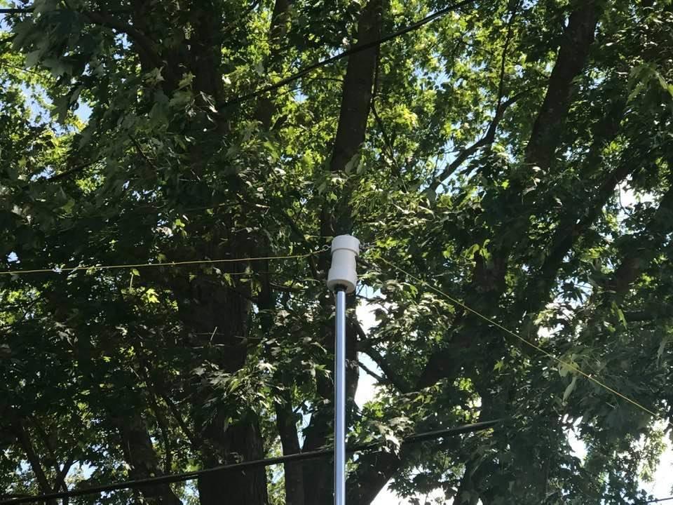 6 & 10 Meter Fan Dipole