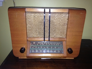 My Old School Radios