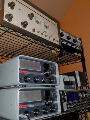 SSB and AM stations.
