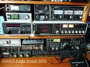 Album: CQDX11 com My Classic CB Radio Collection