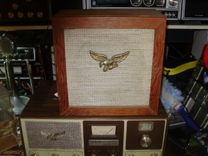 Browning Golden Eagle MK IVA & Speaker