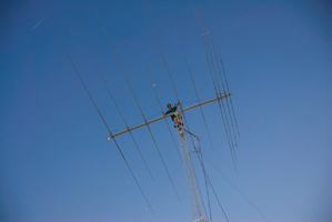 Log Periodic Antennae