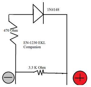 Realistic TRC-427 Mosfet Modification (IRF520N/ ERF2030
