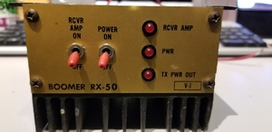 V-J Boomer RX-50 amplifier